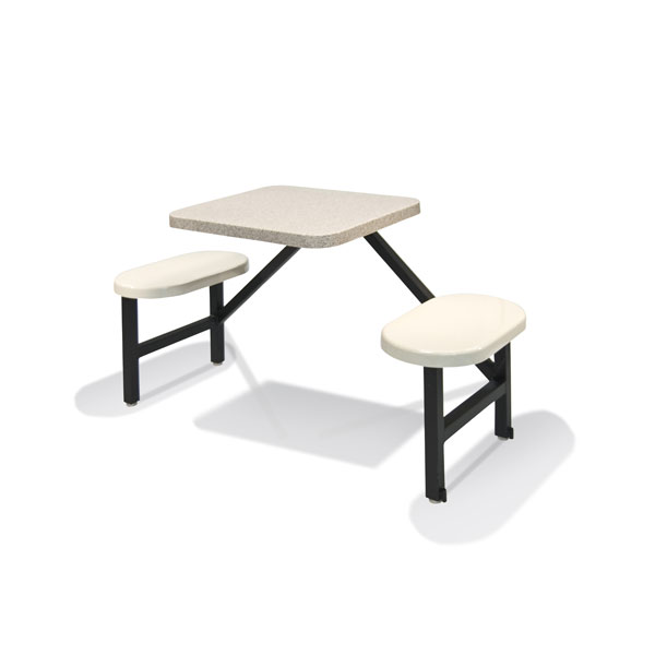 STF-2224 2 Seats & Table Unit
